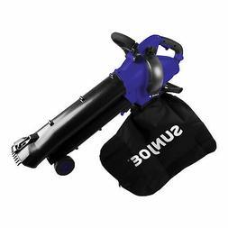 Sun Joe SBJ702E-SJB 3-in-1 Electric Blower | 250 MPH | 13 Am
