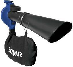 Sun Joe SBJ603E-SJB Blower Joe Electric 3-In-1 Blower Vacuum