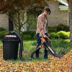 trivac blower mulcher vacuum w leaf pro