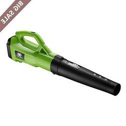 Best Partner Turbine Powerful Leaf Blower, Ergonomic Handle