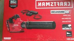 Craftsman V60 600-CFM 60V Cordless Handheld Leaf Blower - CM