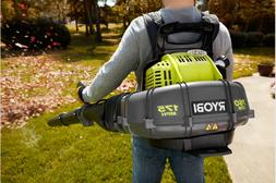 RYOBI WALK ADJUSTABLE HARNESS PORTABLE NEW GAS POWERED LEAF