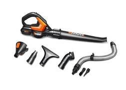 WORX WG575.1 32V Cordless Li-ion Sweeper/Blower w/ WORX AIR