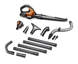 Worx WO7009 AIR 20V PowerShare Cordless Battery-Powered Leaf