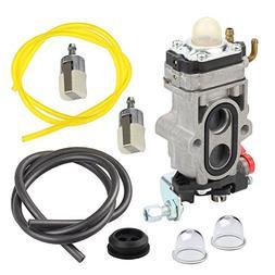 Panari WYA-56 Carburetor + Fuel Line Filter for Husqvarna 58