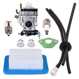 Panari WYK-192 Carburetor + Tune Up Kit Air Filter Fuel Line