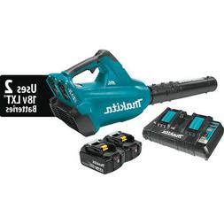 Makita XBU02PT 18V X2 LXT  Brushless Blower Kit
