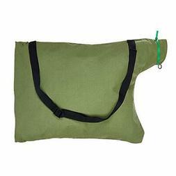 Zipcse Leaf Blower Vacuum Zippered Bottom Dump Bag for for U